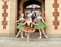 Dance Center Nutcracker Promo Pics
